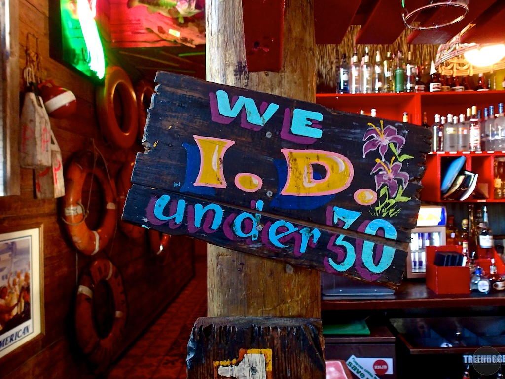 We ID Under 30, Hula Hut Restaurant - Austin, Texas