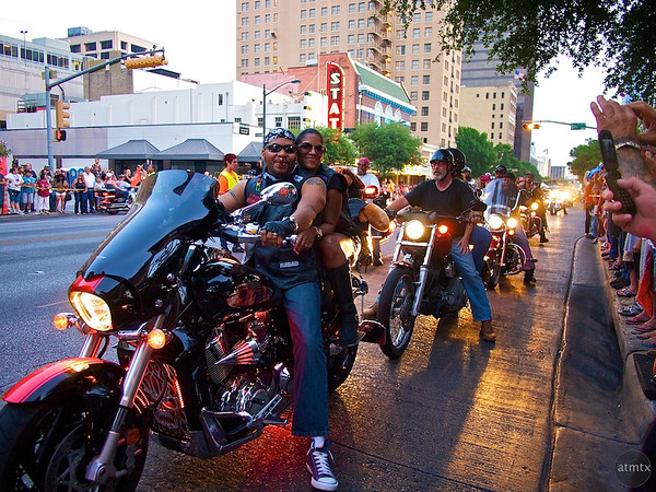ROT Rally Parade #3, 2012 - Austin, Texas