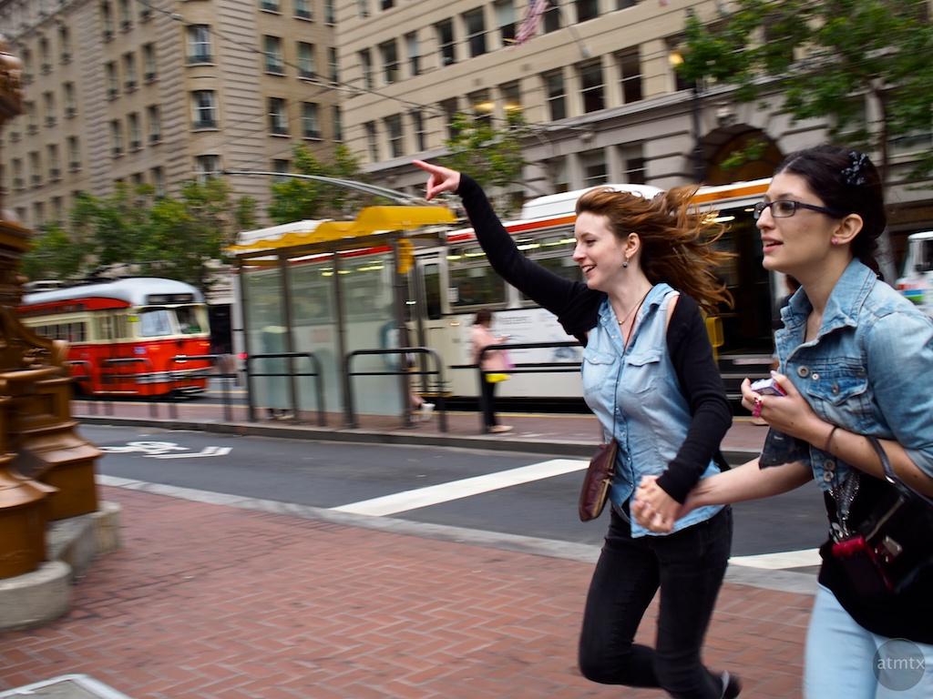 Hop, Skip and Jump - San Francisco, California