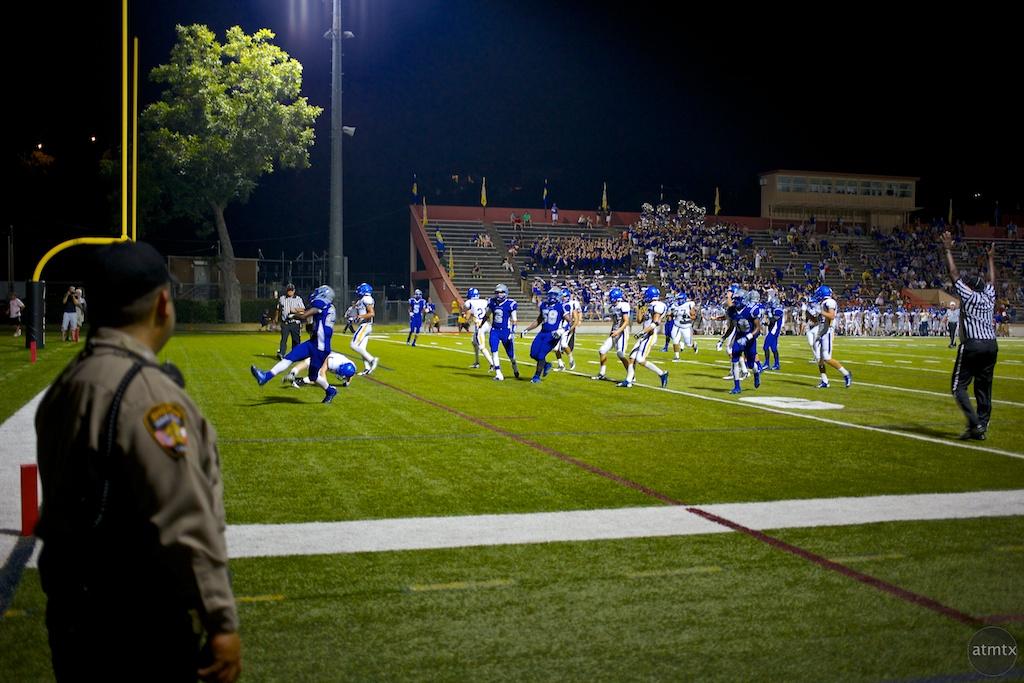 Touchdown, McCallum vs. Anderson - Austin, Texas