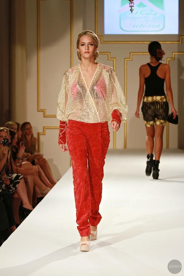 Fashion Show, Driskill Hotel, Austin Fashion Week