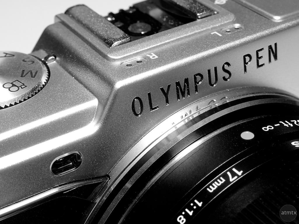 Olympus E-P5 Close Up #1