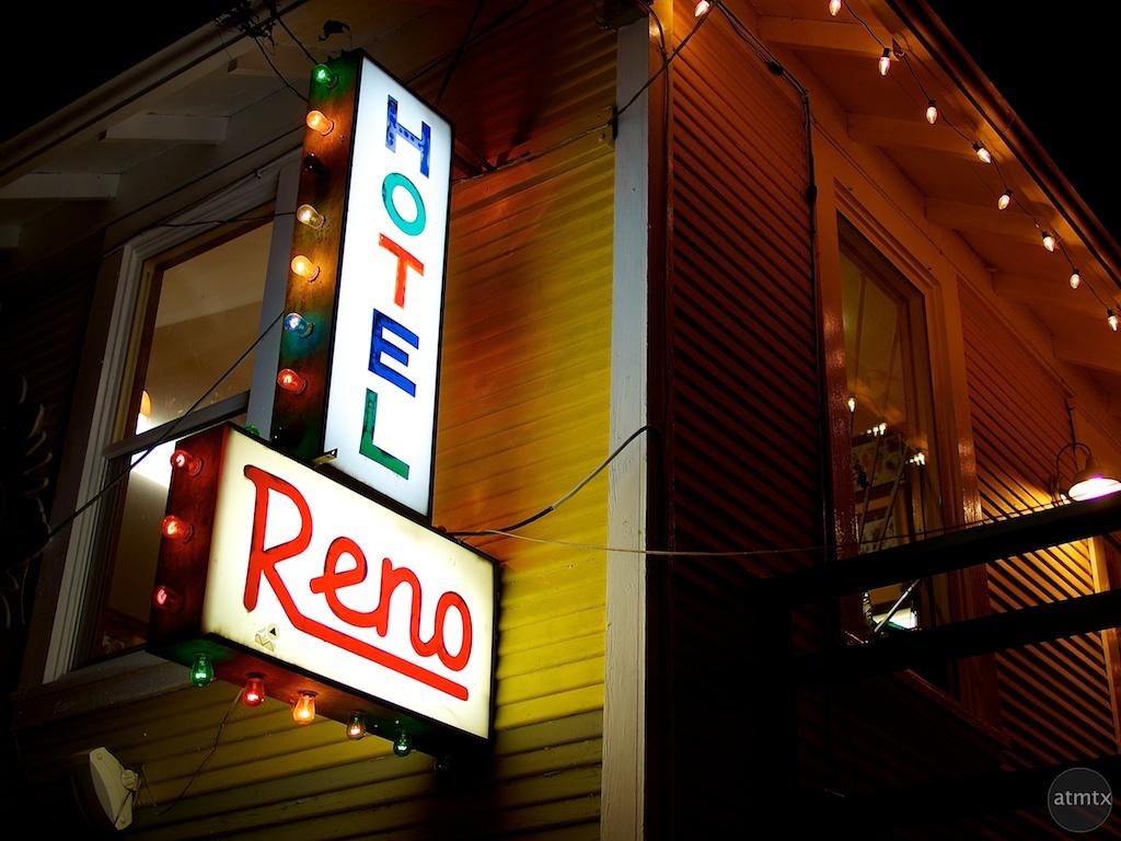 Hotel Reno, Spider House - Austin, Texas