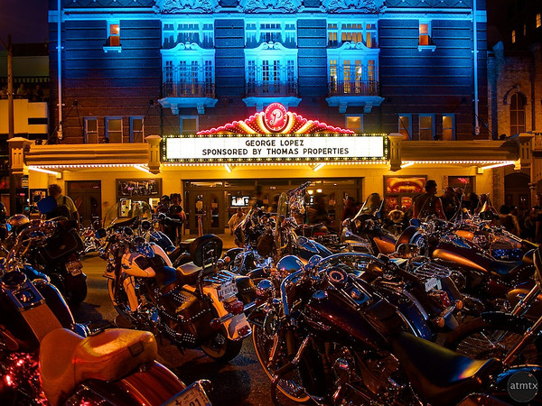 Paramount Theater, ROT Rally 2012 - Austin, Texas