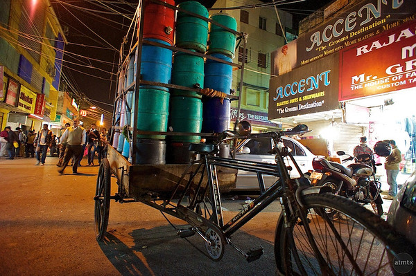 Ingenious Transportation - Delhi, India