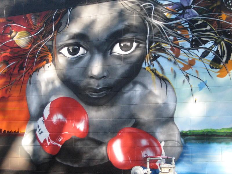 where to find street art in charleston