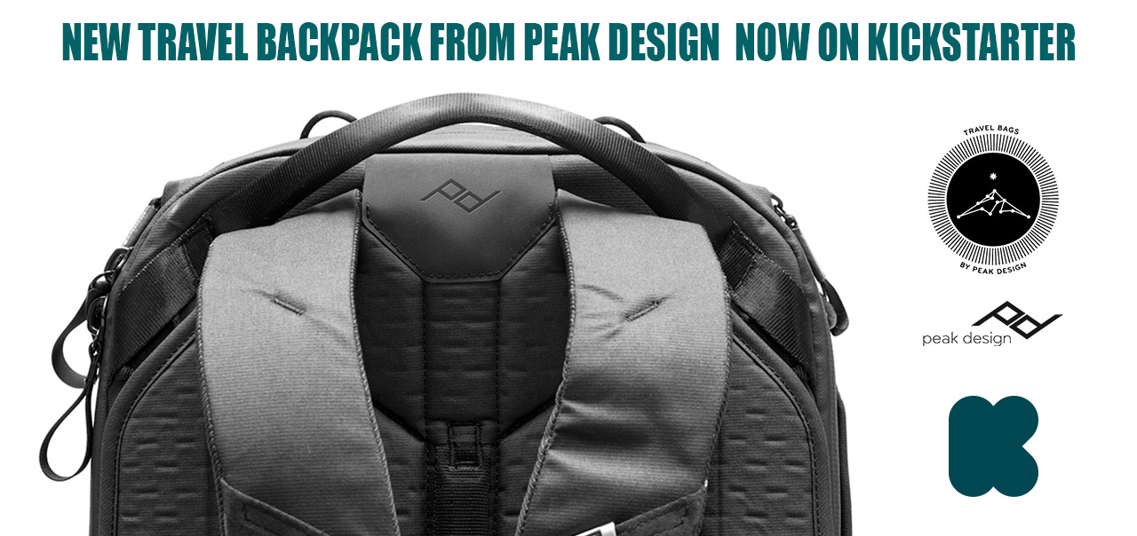 Peak design Kickstarter is ending soon