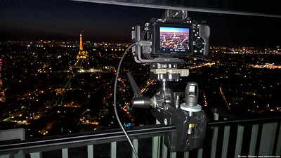 Sony a7R camera