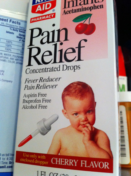 "Pain relief baby is thinking evil thoughts<br /> <a href=""http://kidchronicles.net/2011/03/pain-relief-baby/"">http://kidchronicles.net/2011/03/pain-relief-baby/</a>"