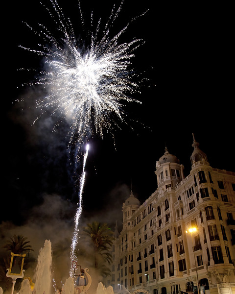 Hogueras de San Juan - Bonfires of San Juan (Alicante, Spain 2011)