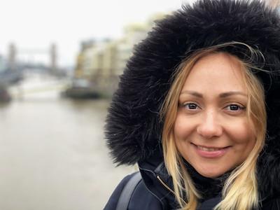 Portrait on London Bridge (City of London, United Kingdom 2018)