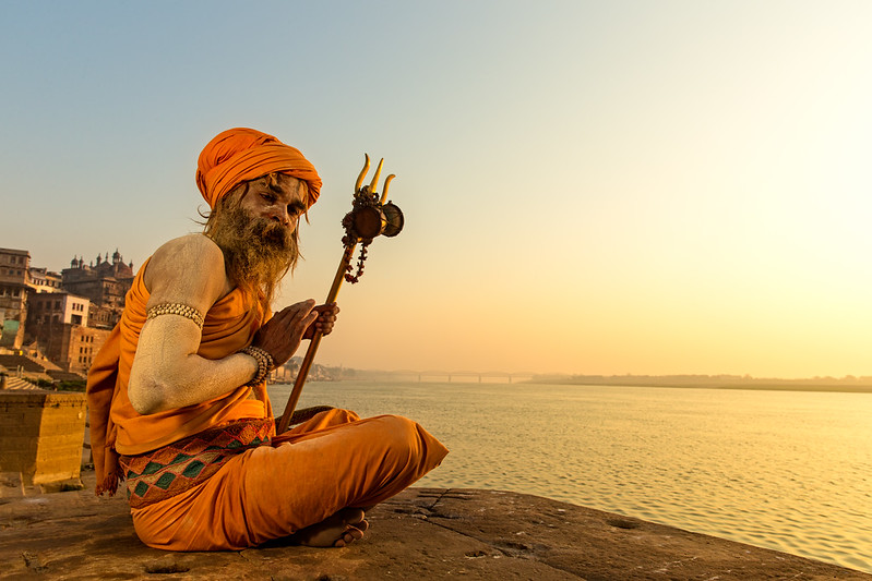 The sadhus of Benares (Varanasi, India 2015)
