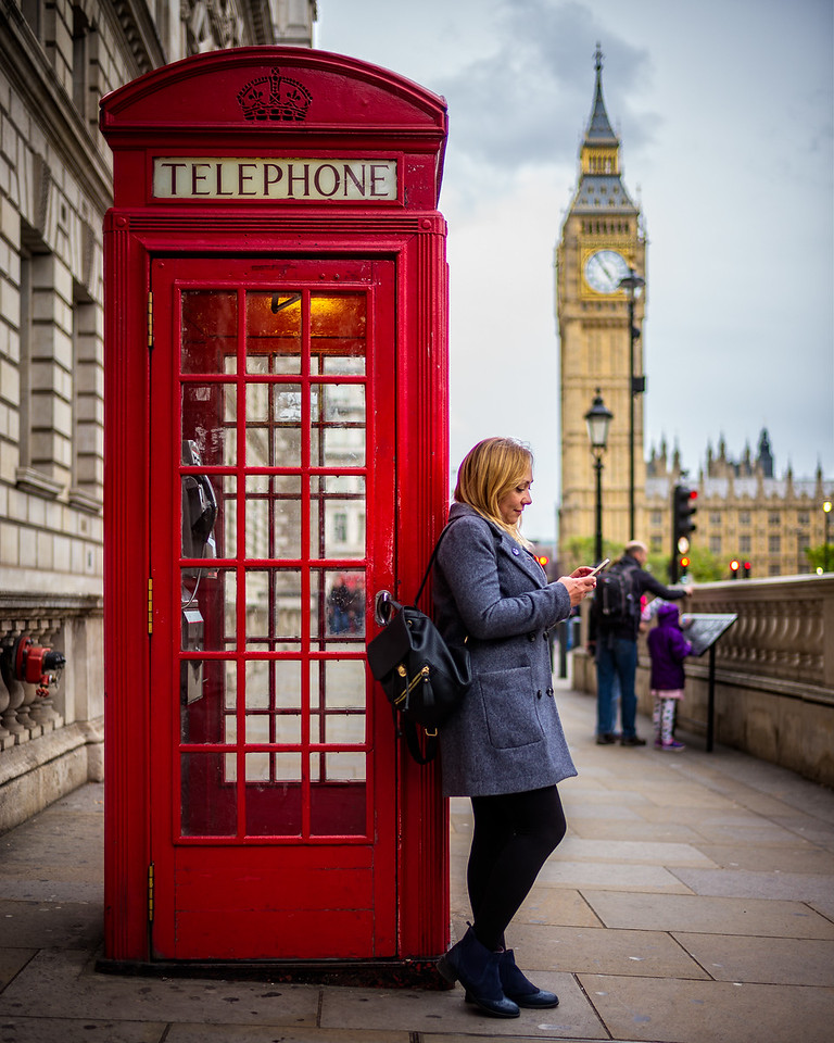 The Call Box (Westminster - London, United Kingdom 2016)