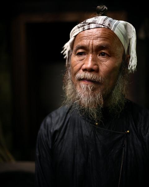 The Elder from Basha (Guizhou, China 2016)