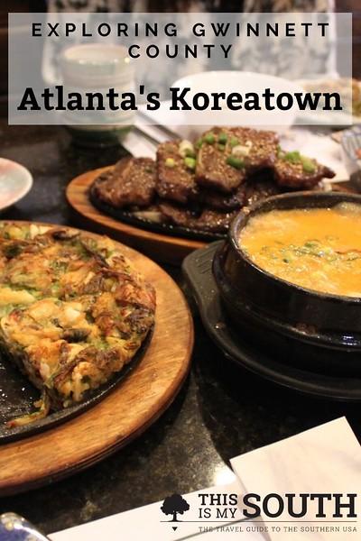 Exploring Gwinnett County Atlanta Koreatown