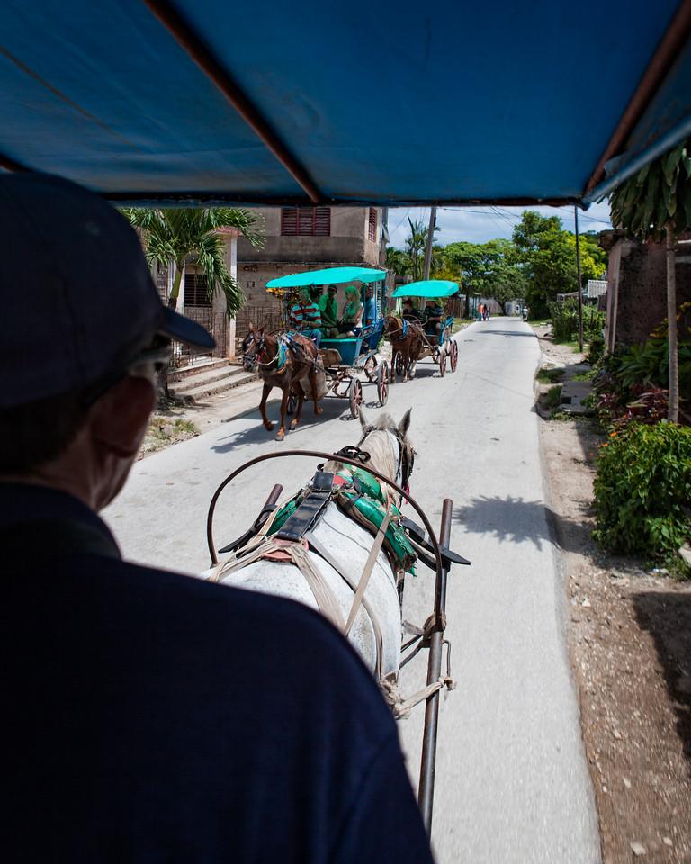El Cochero de 3 pesos (Holguin, Cuba 2012)