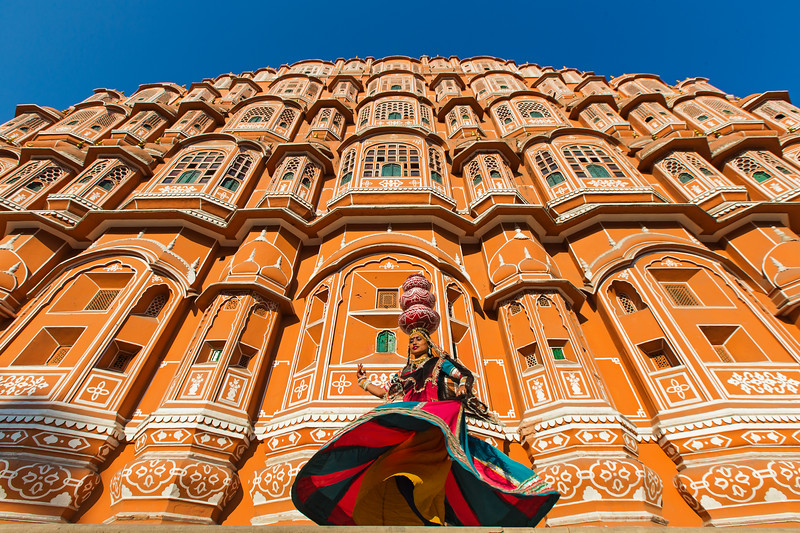 Palace of Winds (Jaipur, India 2015)