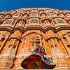 Palace of Winds (Jaipur, India 2015)