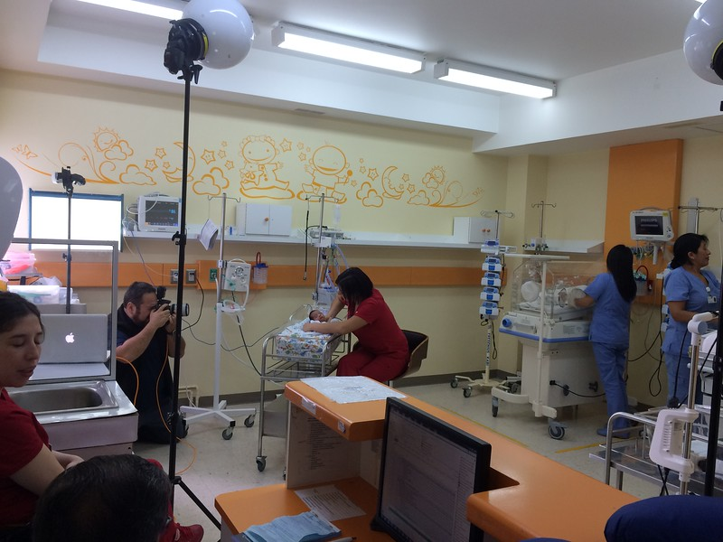 Maternidad, Clinica.