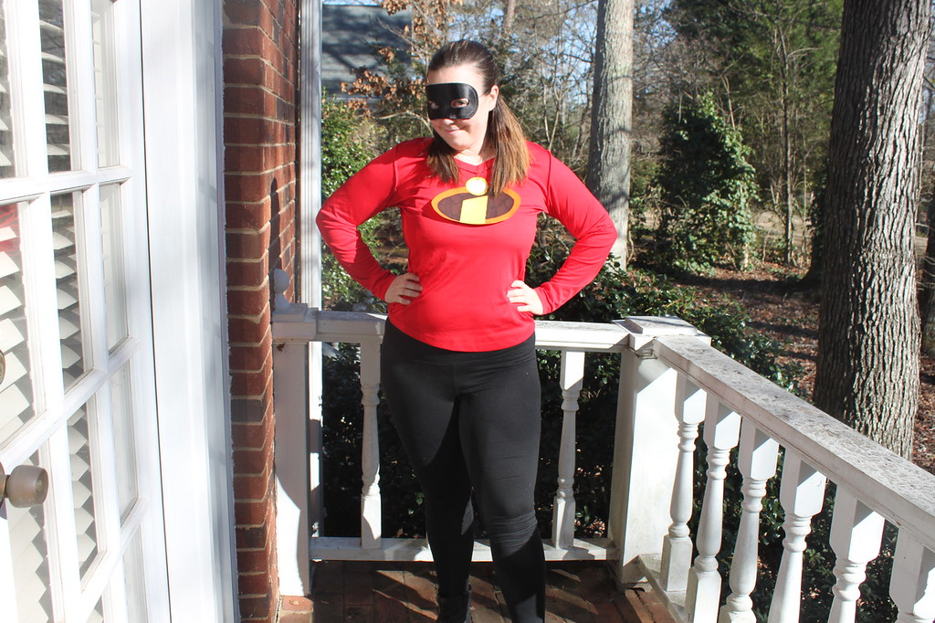 The Incredibles Disneybound