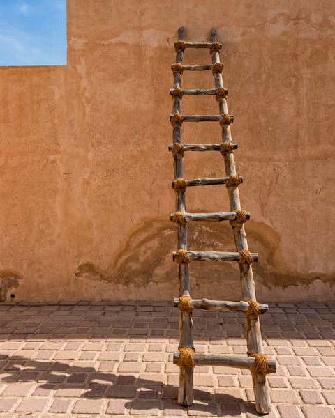 The Sheikh's Ladder (Al Ain, United Arab Emirates 2017)