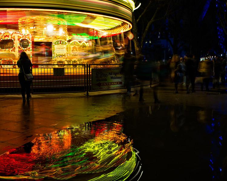 The Carousel of Lights (London, United Kingdom 2018)