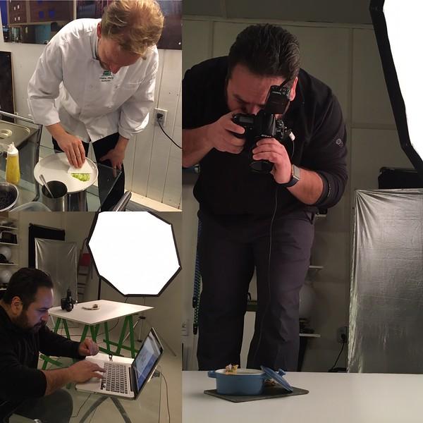Fotografias gastronómicas