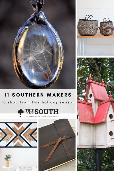 11 Southern Makers to shop from this holiday season
