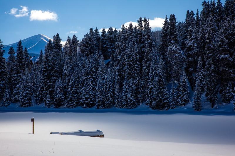 Nicholson Lake (Crested Butte, Colorado, USA 2009)