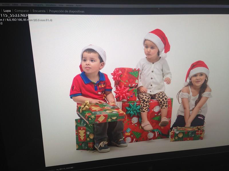 Portada catálogo Navidad