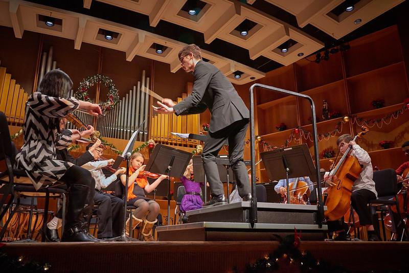 Jacq's School Orchestra