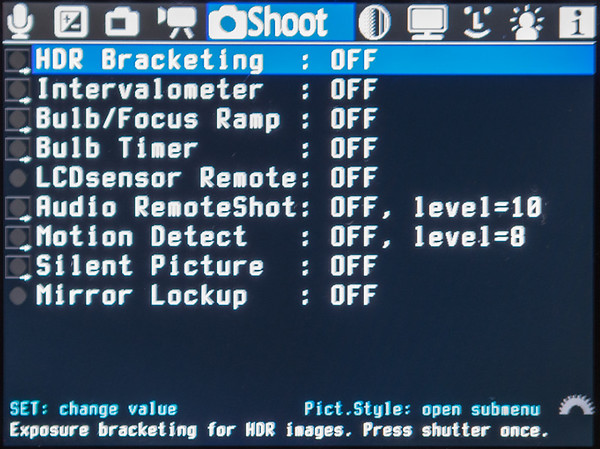 Magic Lantern firmware