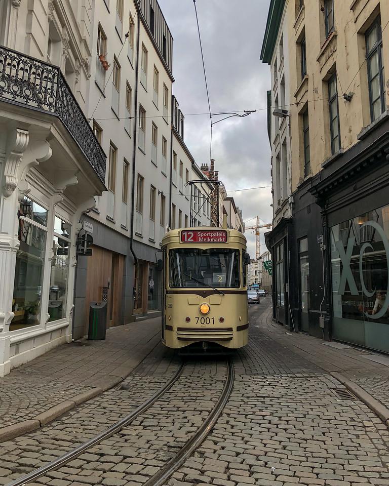 Lijn 12 Antwerpen (Antwerp, Belgium 2018)