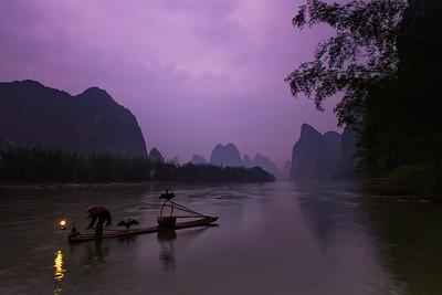 The Cormorant Fishermen of Guilin (Guangxi, China 2016)