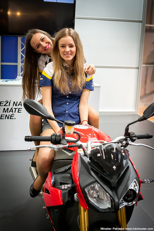 Girls and Bikes