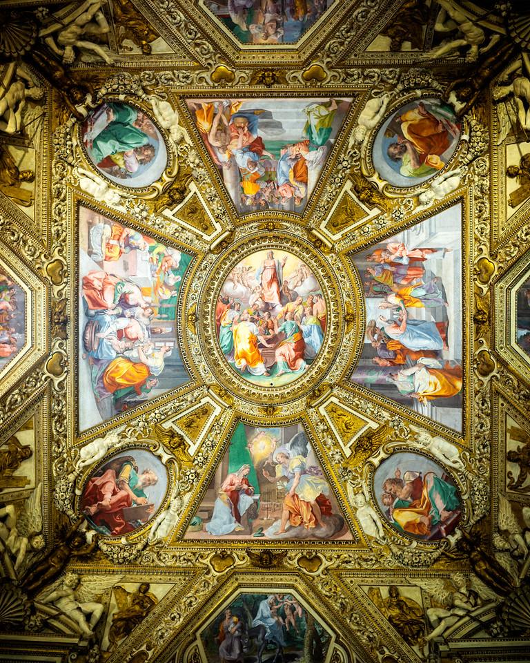 Basilica of Santa Maria in Trastevere (Rome, Italy 2018)