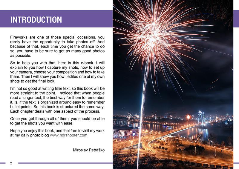 Capturing Fireworks