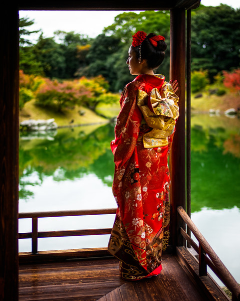 The Ritsurin Garden Teahouse (Takamatsu, Japan 2015)
