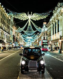 The Angels of Regent Street (London, United Kingdom 2017)