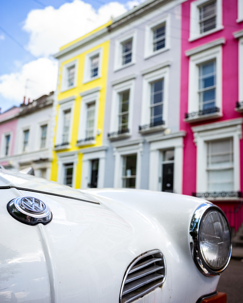 The Colors of Notting Hill (London, United Kingdom 2018)