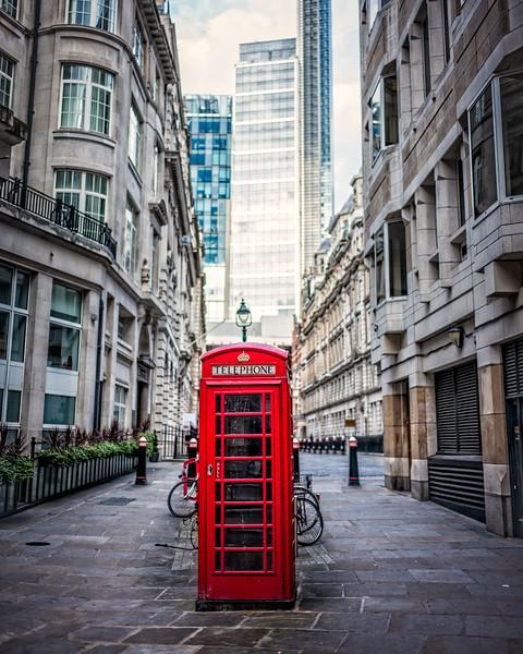 The Call Box (City of London, United Kingdom 2017)