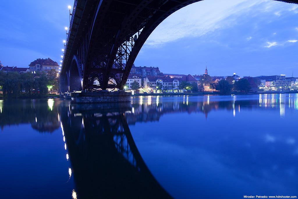 Under the bridge - original