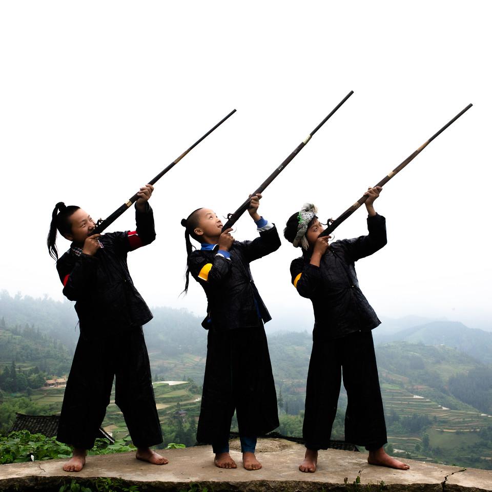 The Hunters from Basha (Guizhou, China 2016)