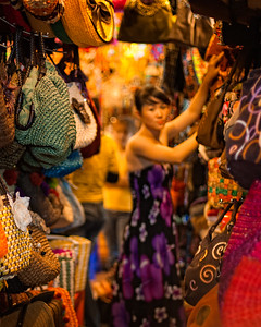 Saigon's Cho Ben Thanh market (Ho Chi Minh City, Vietnam 2009)