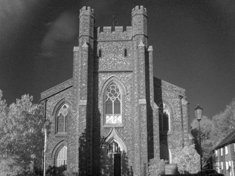 St Johns Lewes