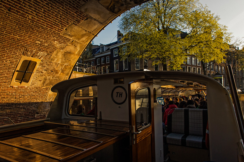 The Herengracht Canal (Amsterdam, Holland 2015)