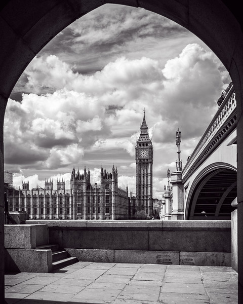 Westminster Bridge: #LondonUnited one year on (London, United Kingdom 2016)
