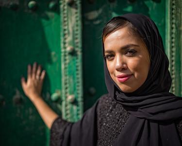 Misfat Al Abriyeen (Al Dhakhiyla, Sultanate of Oman 2017)