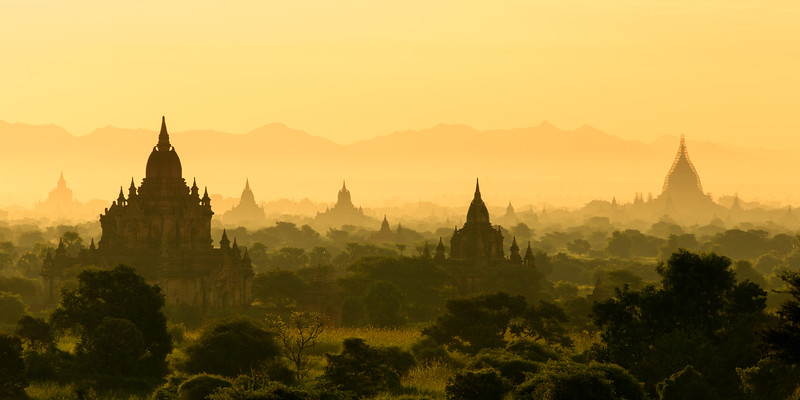 Mystical Moments (Bagan, Myanmar 2013)