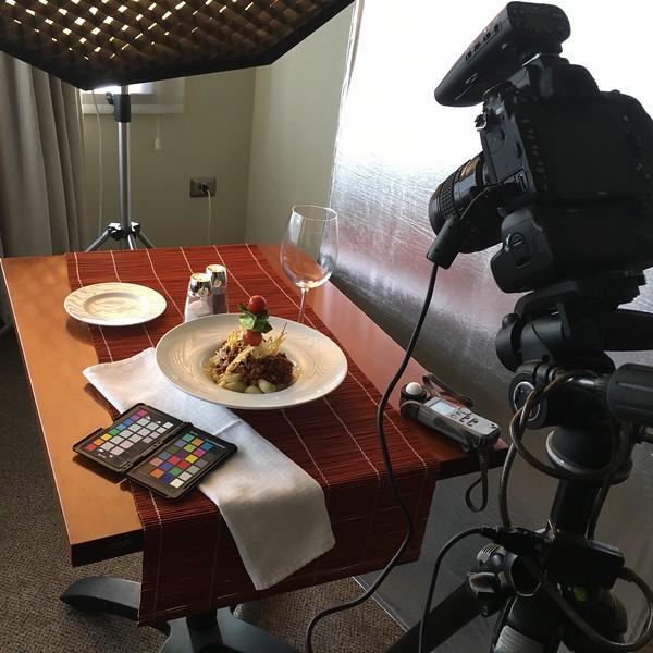 Hotel Don Luis: Fotografia gastronómica.